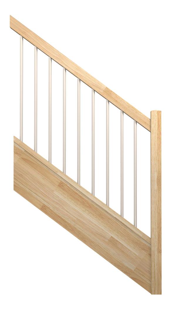 Escaliers en bois L\'Aérien - Escaliers Magnin
