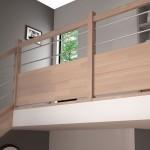 L'Élégance - ZOOM Balustre étage