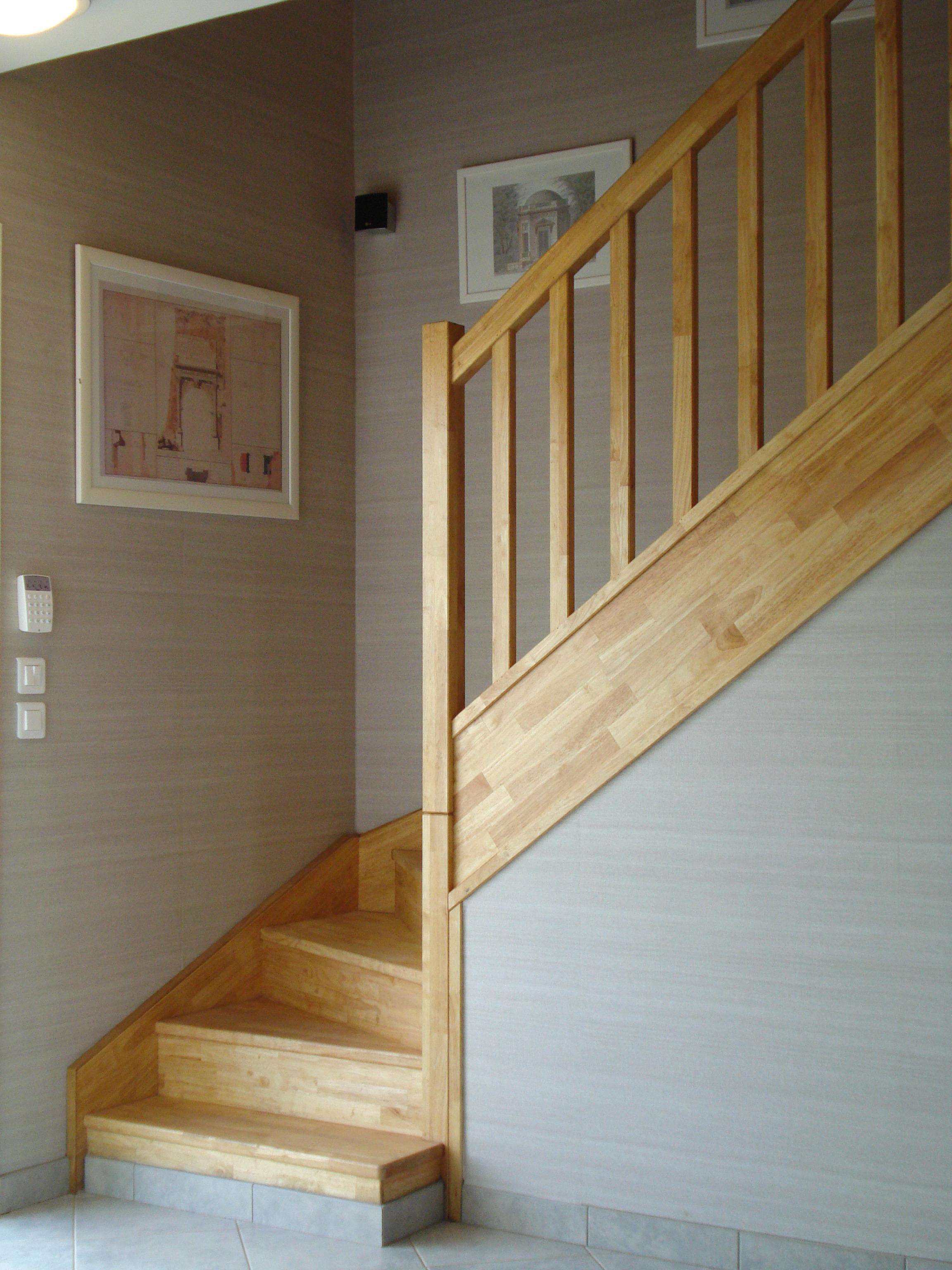 Escaliers Magnin Escalier 1 4 Tournant Mtv Avec Contremarches